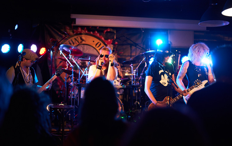 Guns N' Roses Tribute Nederland